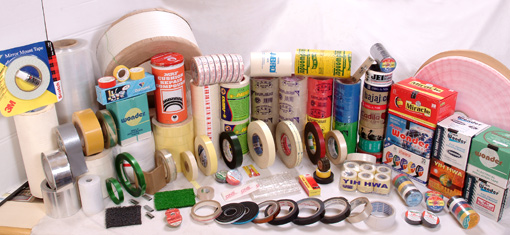Manufacturer of Industrial Tapes, Distributors of Industrial Tapes